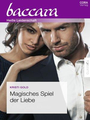 cover image of Magisches Spiel der Liebe