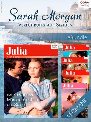 cover image of Sarah Morgan--Verführung auf Sizilien