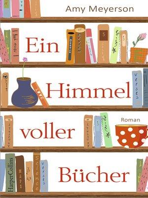 cover image of Ein Himmel voller Bücher