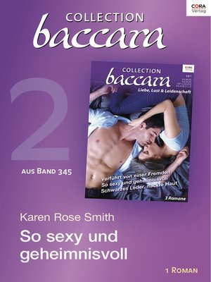 cover image of Collection Baccara Band 345—Titel 2