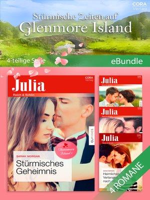 cover image of Stürmische Zeiten auf Glenmore Island (4-teilige Serie)