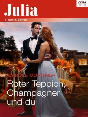 cover image of Roter Teppich, Champagner und du