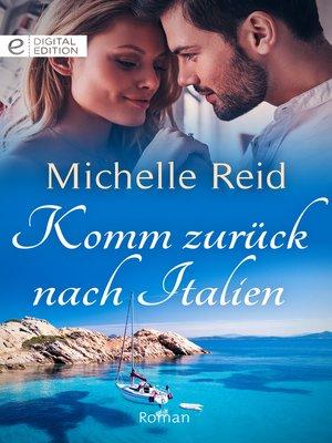 cover image of Komm zurück nach Italien