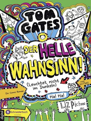 cover image of Tom Gates, Band 11