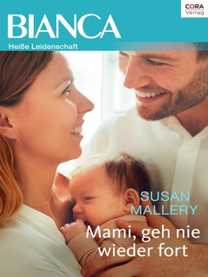 cover image of Mami, geh nie wieder fort
