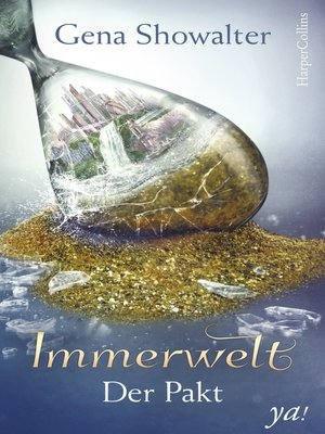 cover image of Immerwelt--Der Pakt