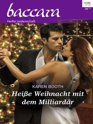 cover image of Heiße Weihnacht mit dem Milliardär