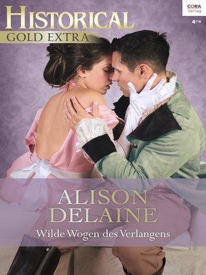 cover image of Wilde Wogen des Verlangens