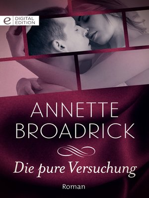 cover image of Die pure Versuchung