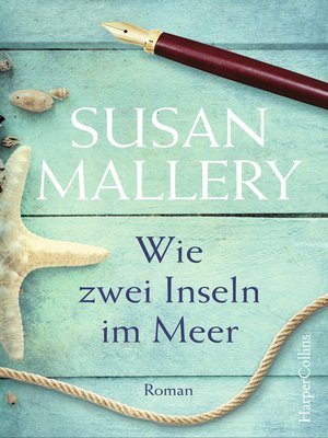 cover image of Wie zwei Inseln im Meer