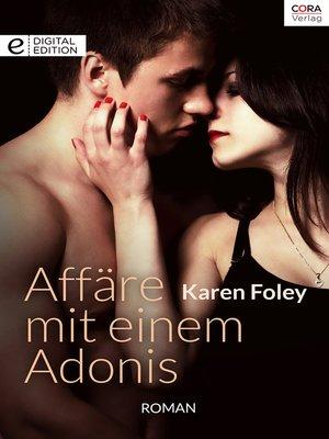 cover image of Affäre mit einem Adonis