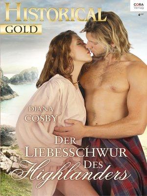 cover image of Der Liebesschwur des Highlanders