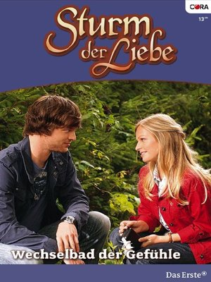 cover image of Wechselbad der Gefühle