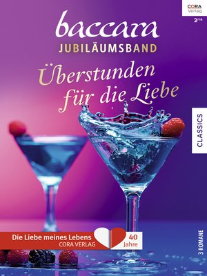 cover image of Baccara Jubiläum Band 3