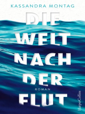 cover image of Die Welt nach der Flut