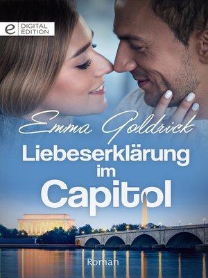 cover image of Liebeserklärung im Capitol