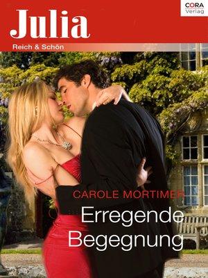 cover image of Erregende Begegnung