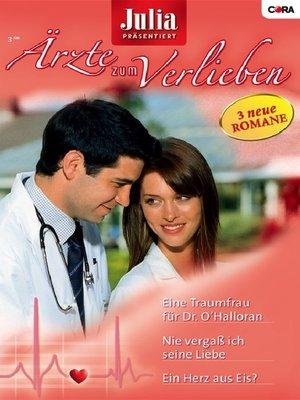 cover image of Julia Ärzte zum Verlieben Band 12