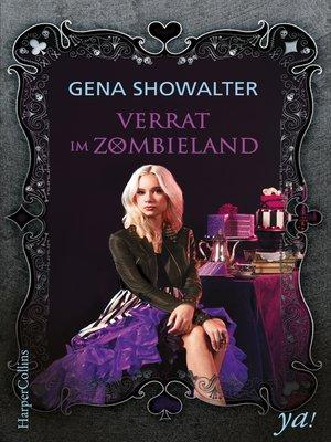 cover image of Verrat im Zombieland