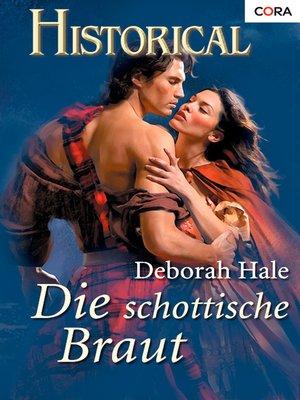 cover image of Die schottische Braut