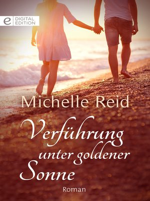 cover image of Verführung unter goldener Sonne