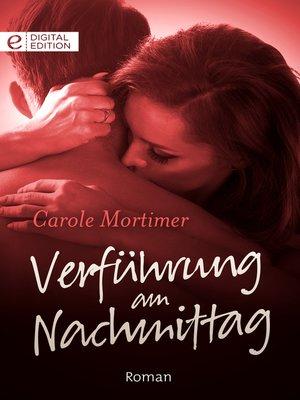 cover image of Verführung am Nachmittag