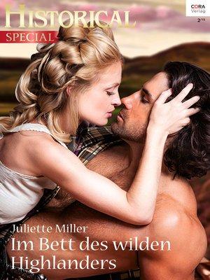 cover image of Im Bett des wilden Highlanders