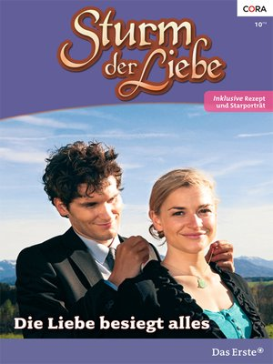 cover image of Die Liebe besiegt alles