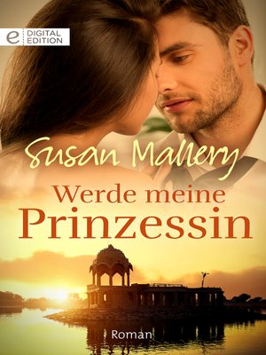 cover image of Werde meine Prinzessin