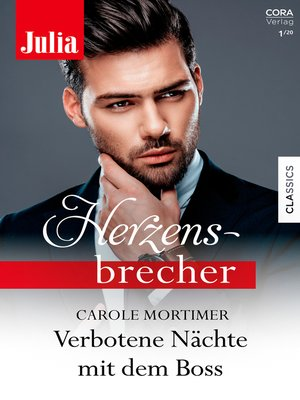 cover image of Verbotene Nächte mit dem Boss