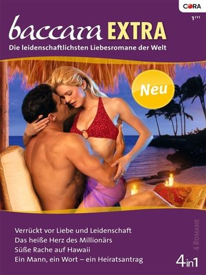 cover image of Baccara Extra Band 01