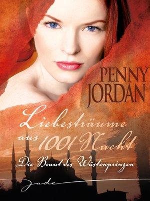 cover image of Die Braut des Wüstenprinzen