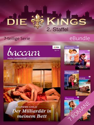 cover image of Die Kings--2. Staffel--7teilige Serie