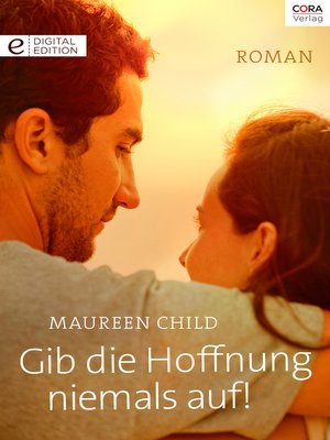 cover image of Gib die Hoffnung niemals auf!