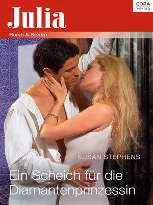 cover image of Ein Scheich für die Diamantenprinzessin