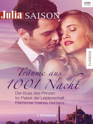 cover image of Julia Saison Träume aus 1001 Nacht Band 03