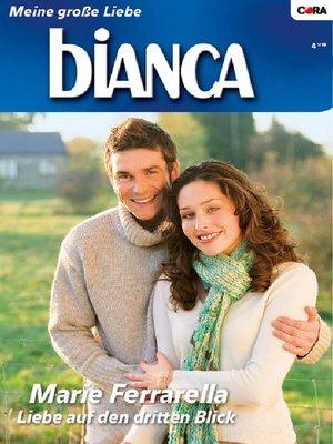 cover image of Liebe auf den dritten Blick