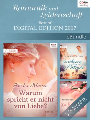 cover image of Romantik und Leidenschaft--Best of Digital Edition 2017