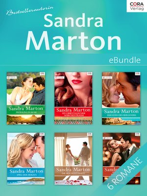 cover image of Digital Star ''Romance''—Sandra Marton