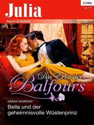 cover image of Bella und der geheimnisvolle Wüstenprinz
