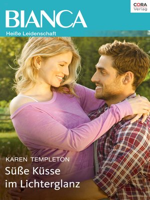 cover image of Süße Küsse im Lichterglanz