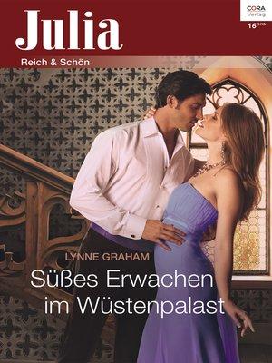 cover image of Süßes Erwachen im Wüstenpalast