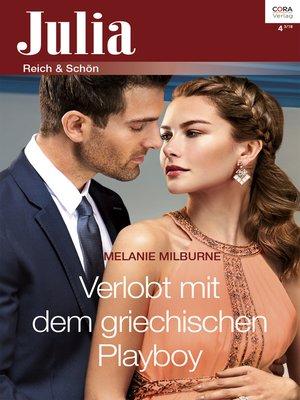 cover image of Verlobt mit dem griechischen Playboy