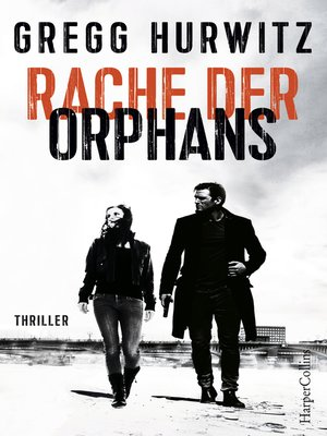 cover image of Rache der Orphans