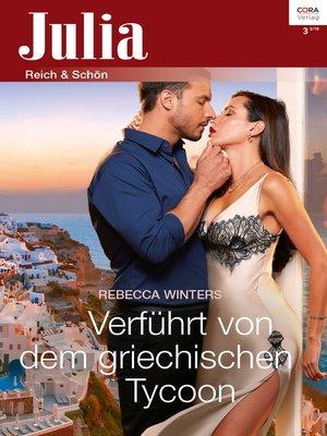 cover image of Verführt von dem griechischen Tycoon