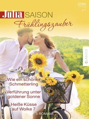 cover image of Julia Saison Band 55