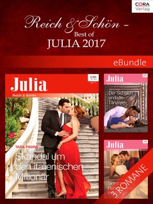 cover image of Reich & Schön--Best of Julia 2017