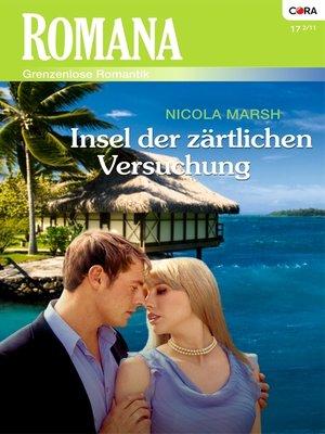 cover image of Insel der zärtlichen Versuchung