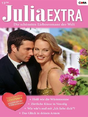 cover image of Julia Extra Band 0290