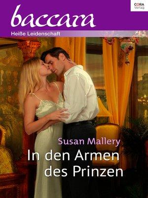 cover image of In den Armen des Prinzen
